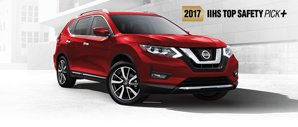 Red 2017 Nissan Rogue for Sale near Gallatin, TN