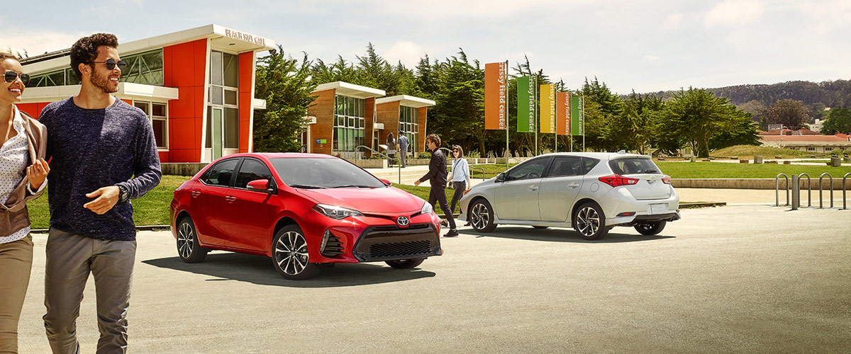 Meet The 2018 Toyota Corolla And Corolla iM At Gale Toyota