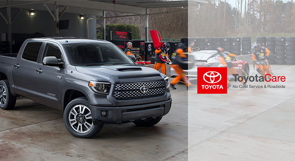 2018 Toyota Tundra - safty - Toyota Care