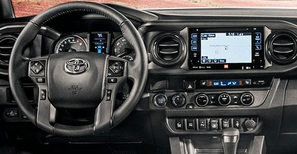 2018 Toyota Tacoma Interior & Exterior