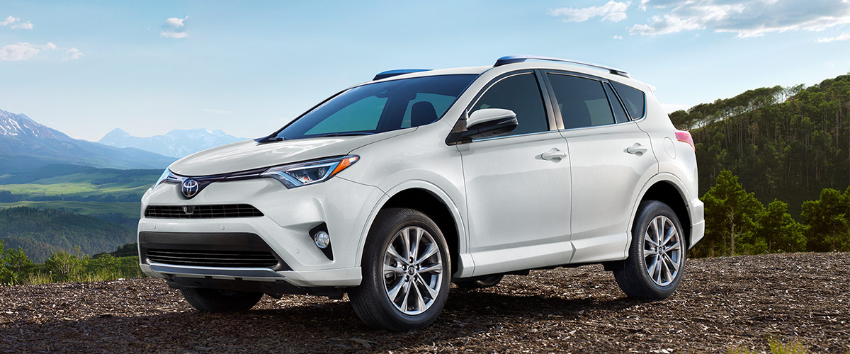 The 2018 Toyota RAV4 header