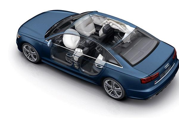 2018 Audi A6 Safety Technologies