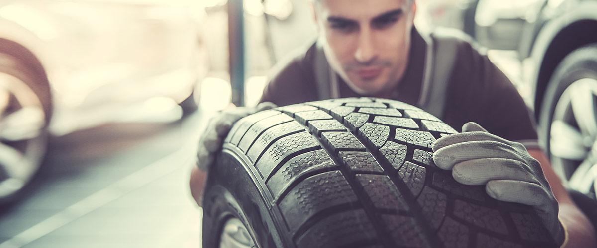 Tire Service header