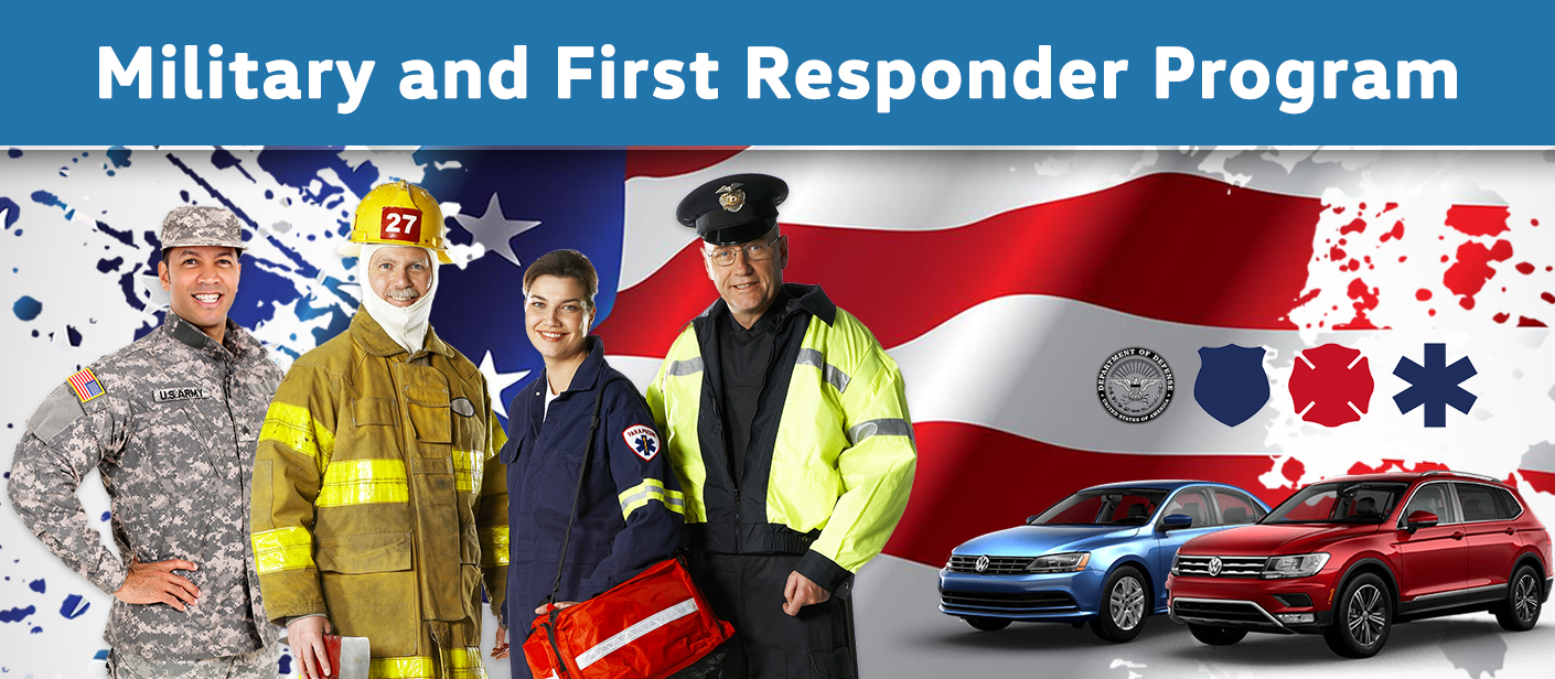 Military and First Responder Program