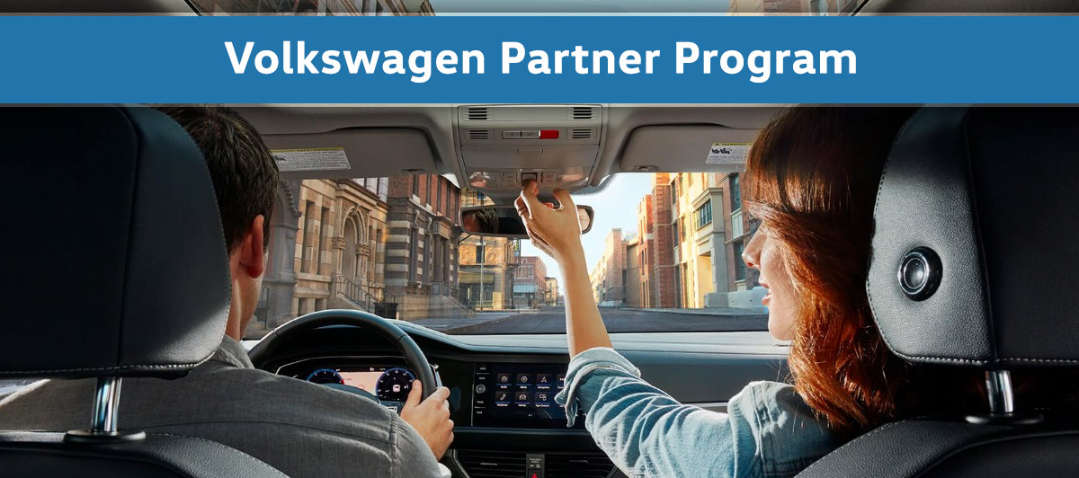 Save with the Volkswagen Partner Program near Lincoln, NE