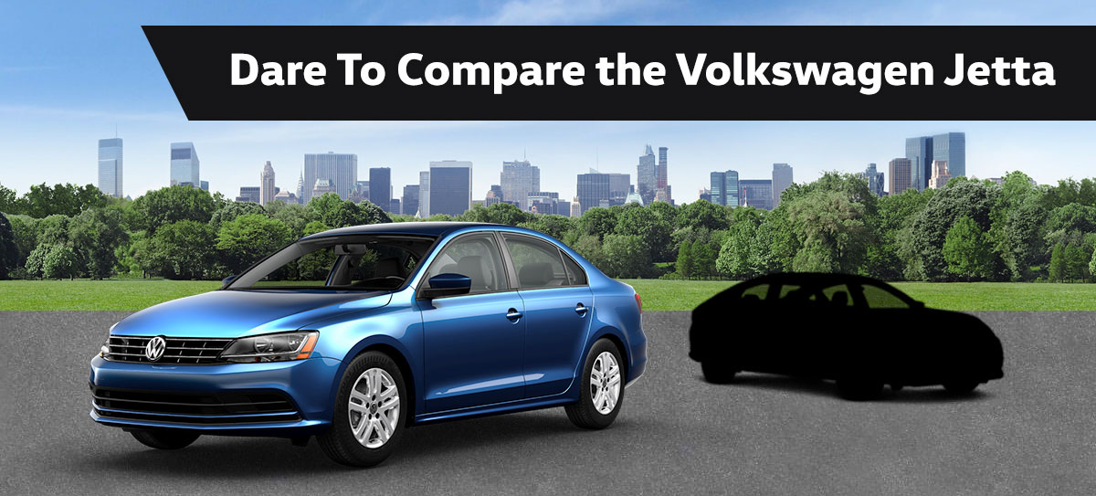 Dare to Compare the 2018 Volkswagen Jetta in Omaha, NE