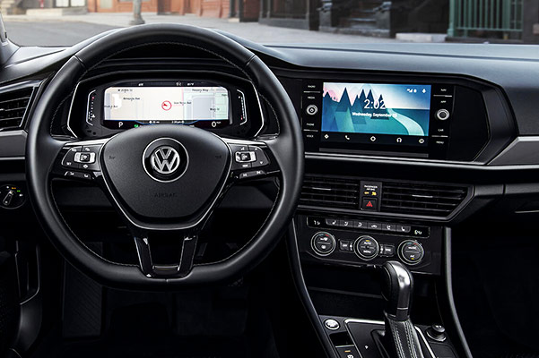 2019 Volkswagen Jetta Interior Features