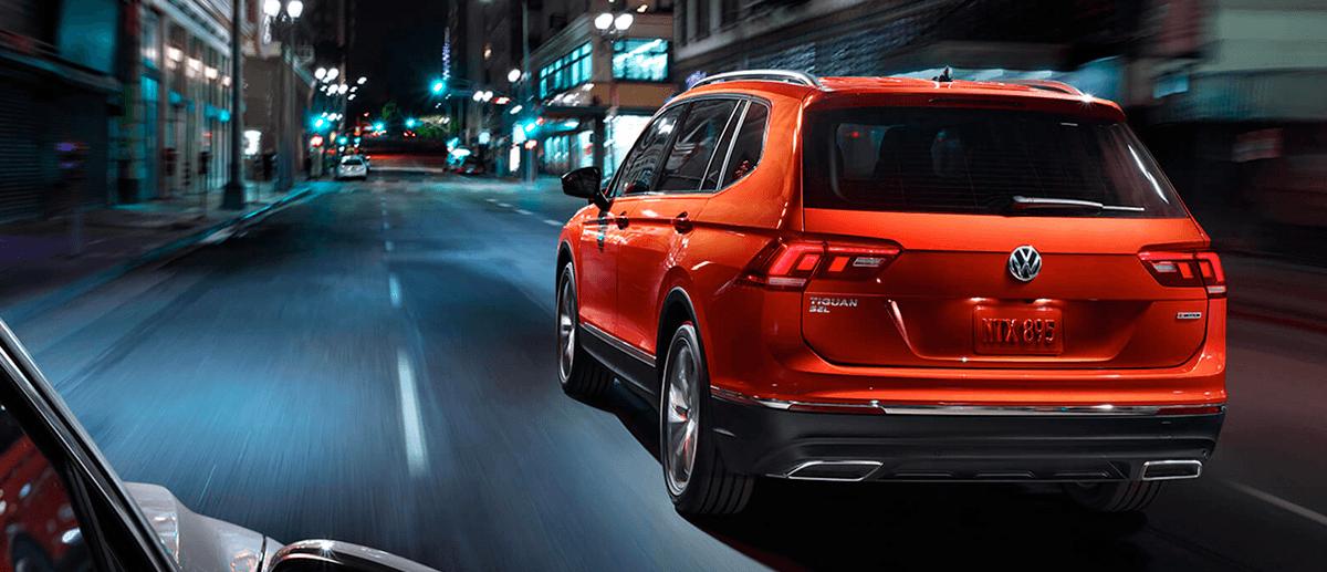 2019 Volkswagen Tiguan S interior