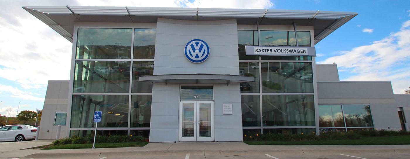 Baxter Volkswagen La Vista