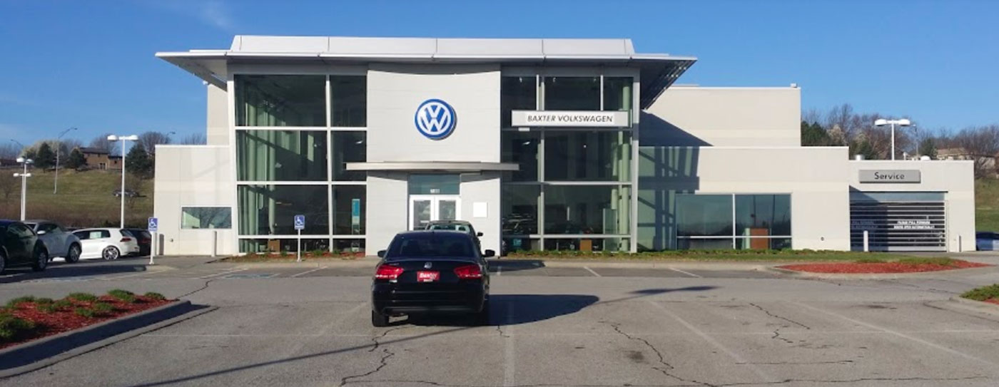 Baxter Volkswagen La Vista dealership