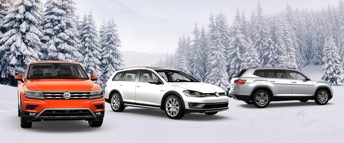 Which Volkswagen is Best in the Snow?