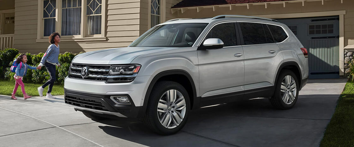 2019 Volkswagen Atlas header