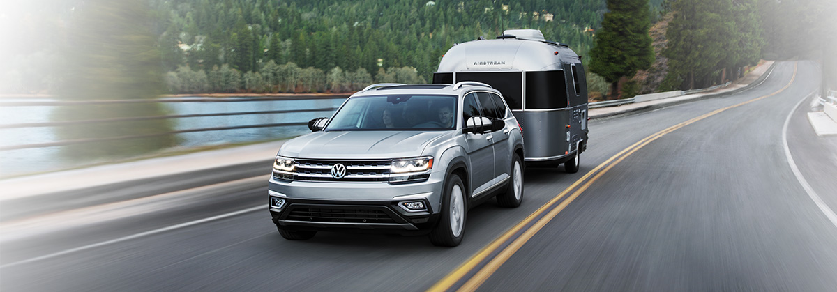 How Much Can Volkswagen Models Tow?