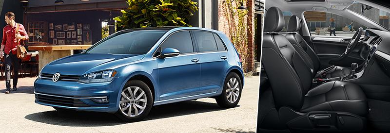 New 2019 Volkswagen Golf SE
