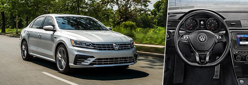 New 2019 Volkswagen Passat Wolfsburg