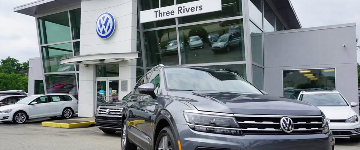 Three Rivers Volkswagen  header