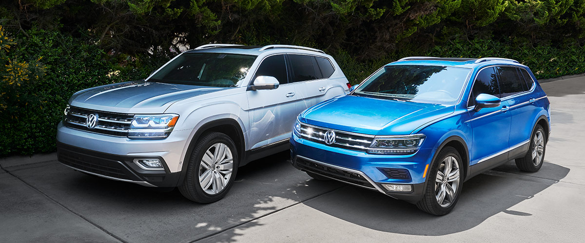 Three Rivers VW >> Should I Buy a Volkswagen Atlas or Tiguan? | VW in McMurray, PA