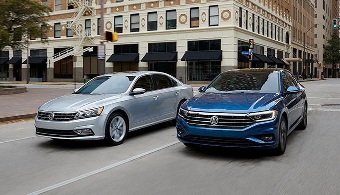 Volkswagen Lease Return Center