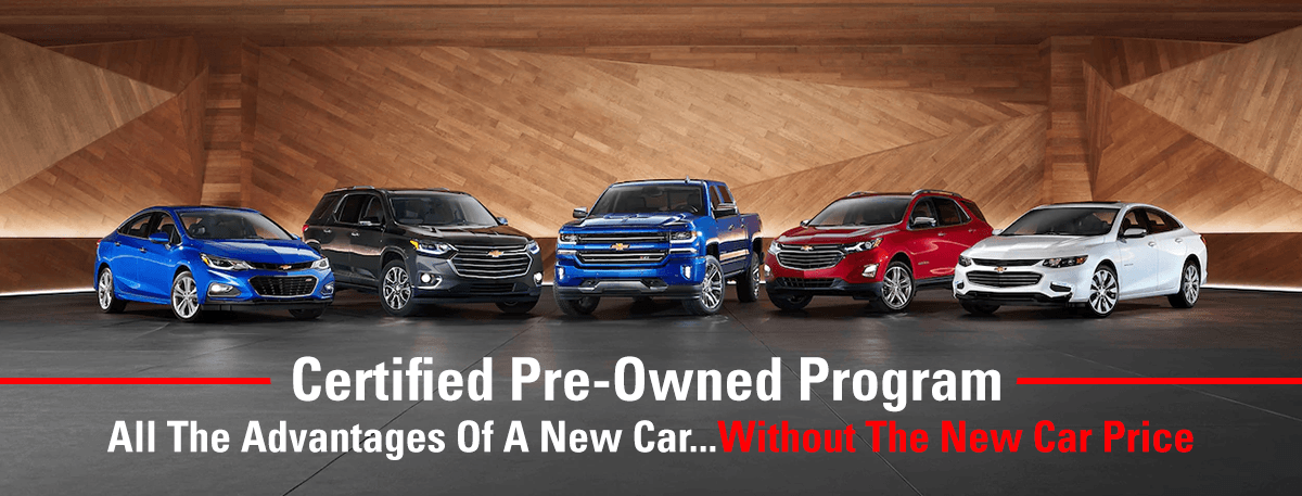 Certified Pre Owned Chevy >> Gm Certified Pre Owned Sales Chevy Dealership In Galesburg Il