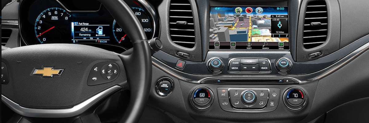 What is Chevrolet MyLink? | Chevy MyLink Apps | Chevy Technology